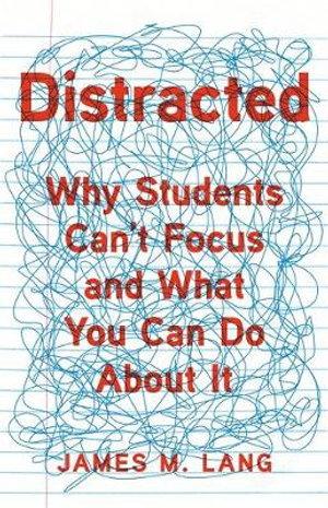 Cover art for Distracted