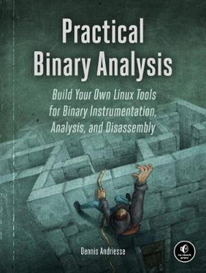 Cover art for Practical Binary Analysis