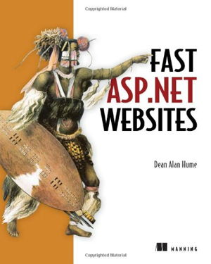 Cover art for Fast ASP.NET Websites