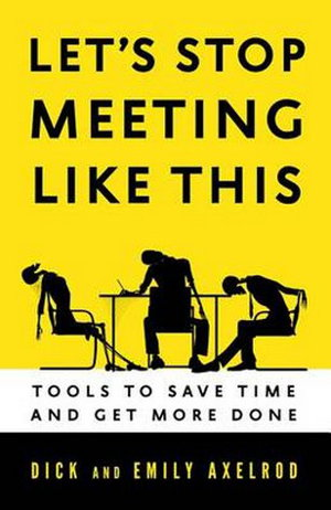 Cover art for Let's Stop Meeting Like This