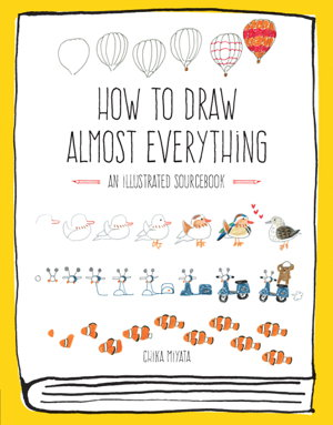 Cover art for How to Draw Almost Everything