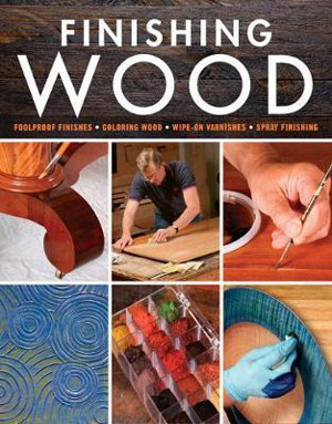 Cover art for Finishing Wood