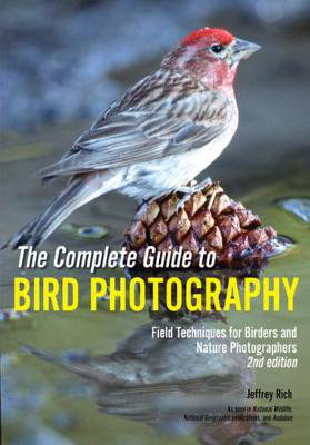 Cover art for The Complete Guide To Bird Photography
