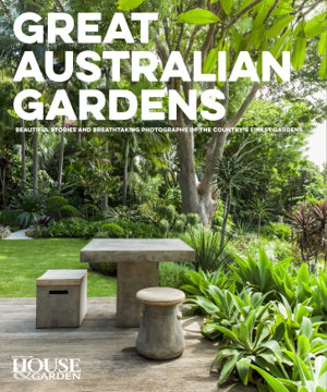 Cover art for Great Australian Gardens