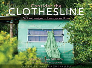 Cover art for Consider the Clothesline Vibrant Images of Laundry and Life