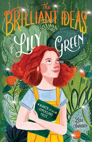 Cover art for The Brilliant Ideas of Lily Green