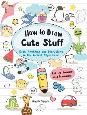 Cover art for How to Draw Cute Stuff