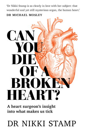 Cover art for Can You Die of a Broken Heart?
