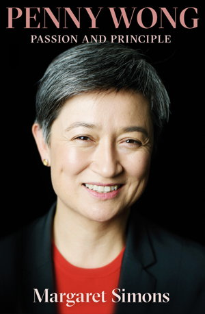 Cover art for Penny Wong