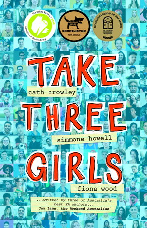 Cover art for Take Three Girls