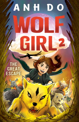 Cover art for The Great Escape: Wolf Girl 2