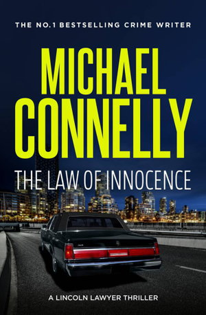 Cover art for The Law of Innocence