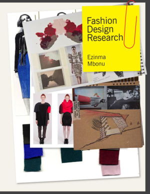 Fashion Design Research By Ezinma Mbonu Boffins Books