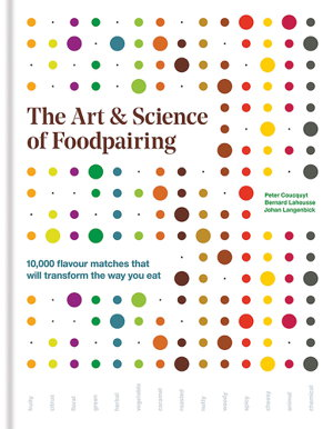 Cover art for The Art & Science of Foodpairing