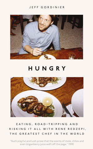Cover art for Hungry