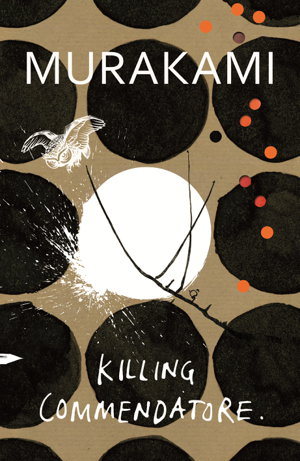 Cover art for Killing Commendatore