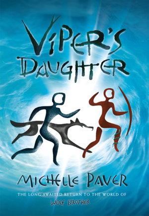 Cover art for Viper's Daughter