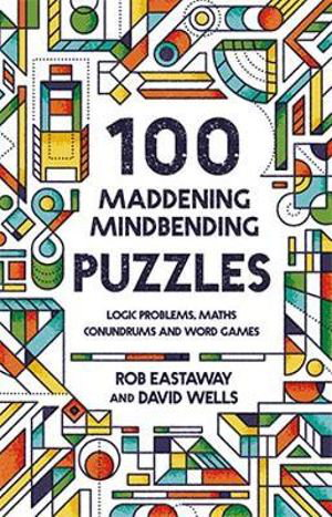 Cover art for 100 Maddening Mindbending Puzzles