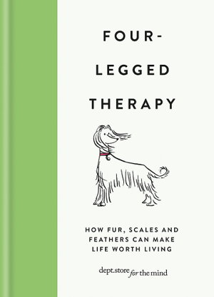 Cover art for Four-Legged Therapy