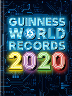 Cover art for Guinness World Records 2020