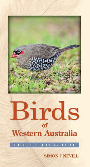 Cover art for Birds of Western Australia