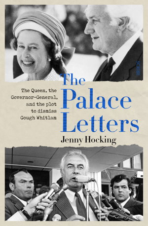 Cover art for The Palace Letters