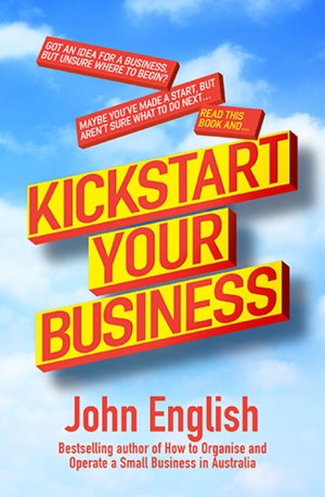 Cover art for Kickstart Your Business