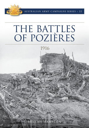 Cover art for Battle of Pozieres: 1916