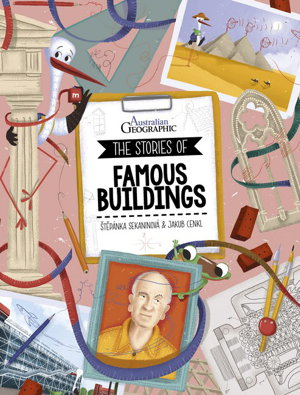 Cover art for Stories of Famous Buildings