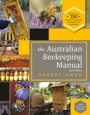 Cover art for The Australian Beekeeping Manual