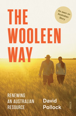 Cover art for The Wooleen Way