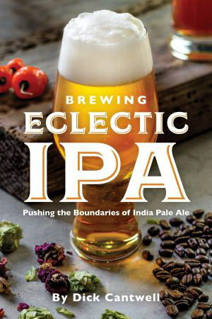 Cover art for Brewing Eclectic IPA