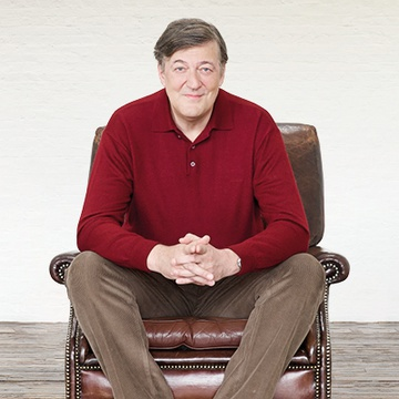 Event image for An Evening in with Stephen Fry: Troy