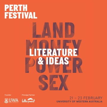 Event image for Perth Festival Literature & Ideas 2020 Pop-Up Bookshop